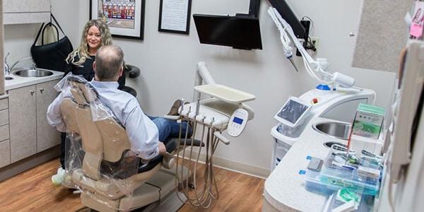 Dental Office in Chagrin Falls, OH - Slaten Dental