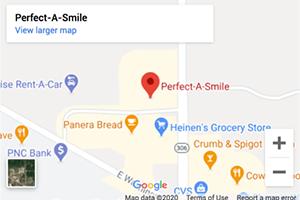 Dental Office Map